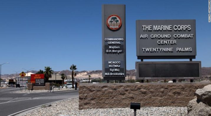 High-Powered Explosives Have Gone Missing From The Nation's Largest Marine Corps Base – TO WHAT END? [VIDEO] ⋆ Conservative Firing Line