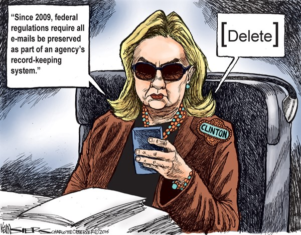Hillary Clinton Protected from Testifying About Email Server After SCOTUS Rejects Case – THE STRANGLEHOLD OF PEDO-COMPROMISED CHIEF JUSTICE ROBERTS!