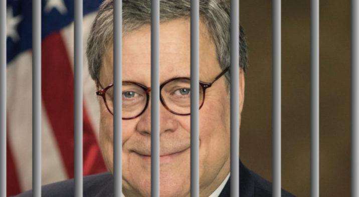 Bill Barr Censored U.S. Attorney and Ordered Him Not to Investigate Serious Election Irregularities in PA ⋆ Conservative Firing Line